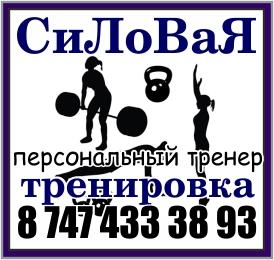 personalniy trener 7474333893